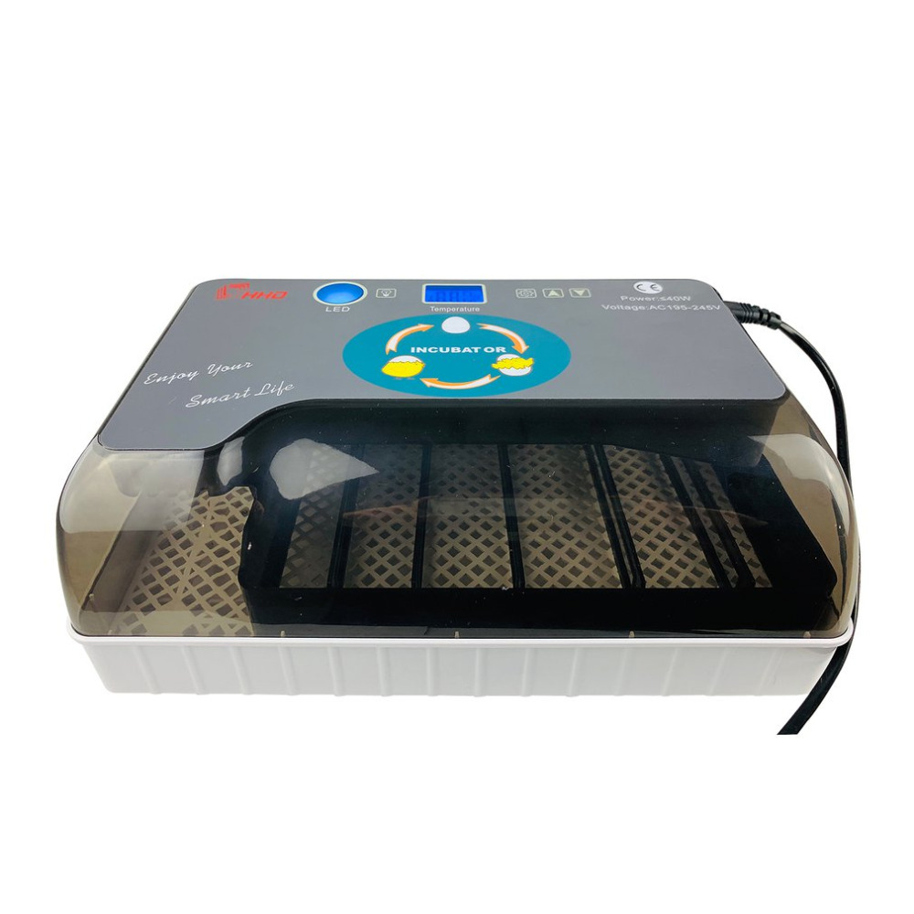 Digital Egg Hatching Incubator Made With Plastic Material For Chicken Chick And Duck