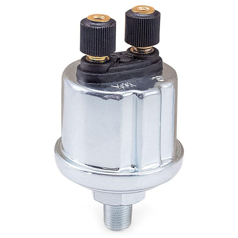 Универсальный датчик давления масла Vdo от 0 до 10 бар 1/8 Npt часть генератора 10 мм с вилкой для команды датчик давления масла