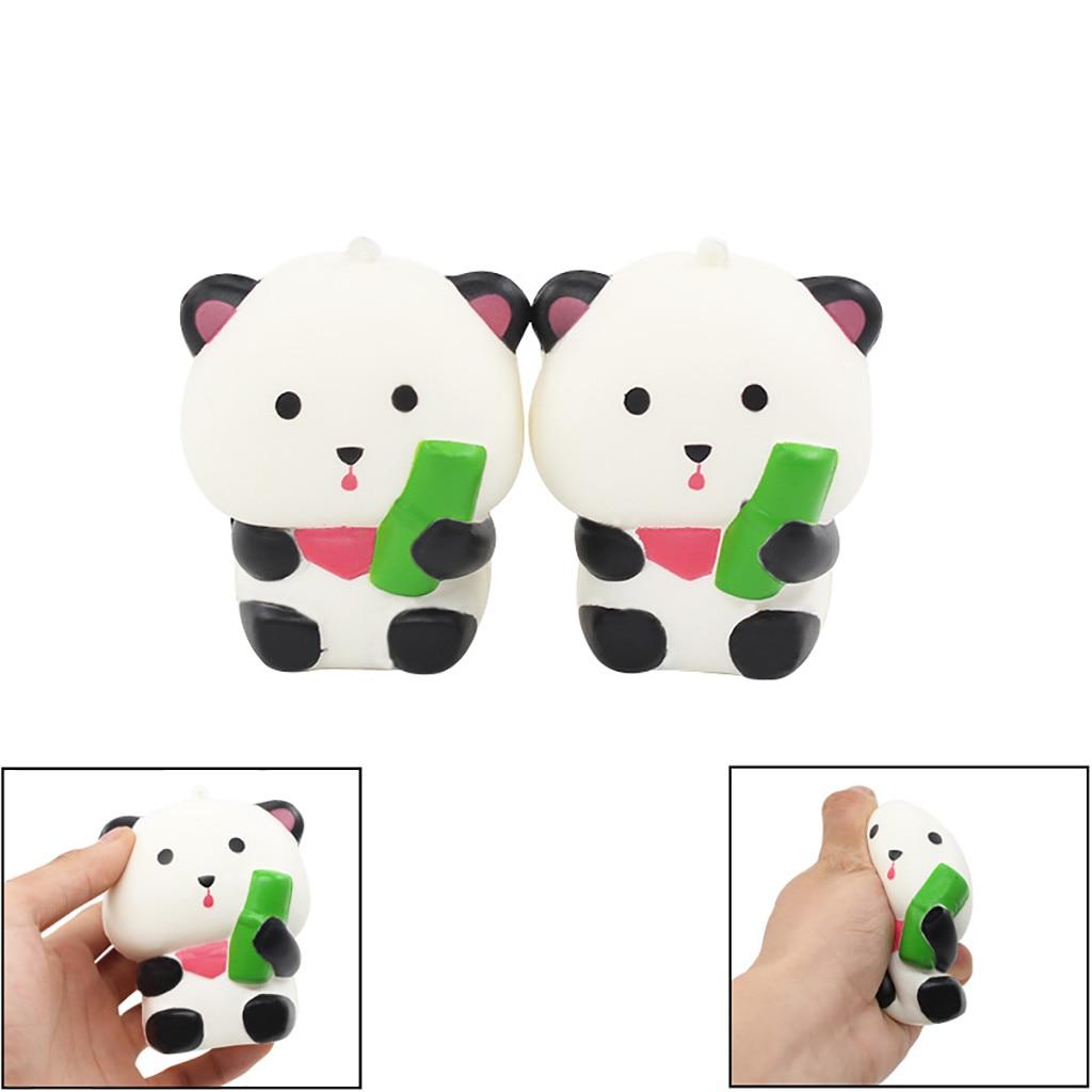 Squishy Kawaii Gigantes Cartoon Squeeze Toys Squishy Jumbo Panda Scented Slow Rising Toy Children Kids Gift Stress ReliefW726