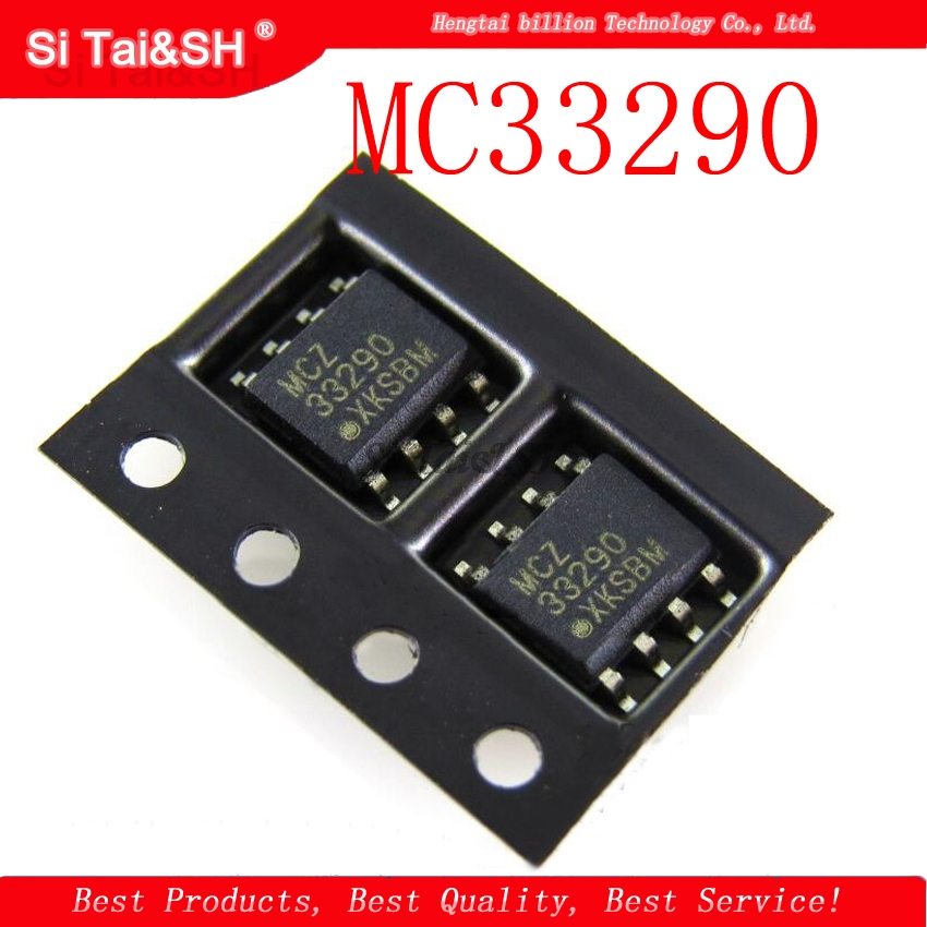 1pcs/lot MC33290 MCZ33290 SOP8
