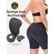 Vrouwen Shaper Butt Hip Opgevulde Shaper Slipje Ondergoed Shaper Korte Shapewear Met Butt Lifter Push Up Fake Ass 1907