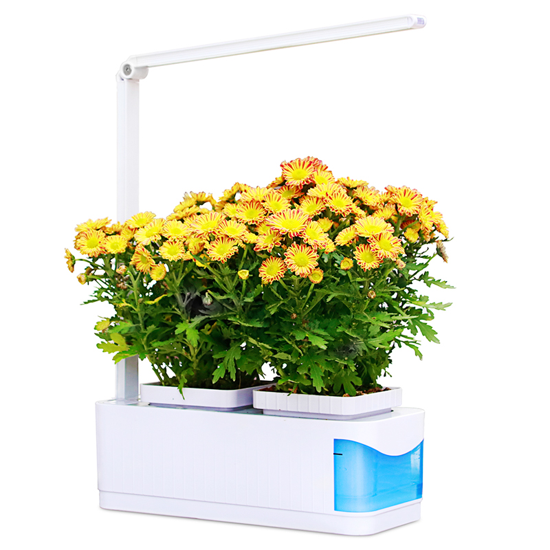 NEW Multifunctional Intelligent Full Spectrum Plant Growth Lamp For Indoor Seed Vegetable Flower Plant Growth Light