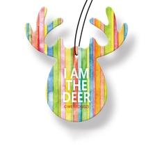 цена на Car Air Freshener One Deer Safety+Car Pendant Air Freshener Vehicle Interior Fragrances Perfume Auto Accessories Dropshipping