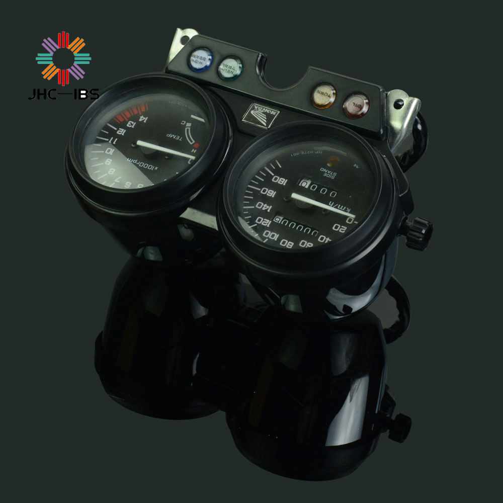Velocímetro da motocicleta Tacômetro Metros Speedo Gauges