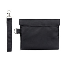 Smoking Smell Proof Bag Carbon Lined Tobacco Pouch for  Herb Odor Container Case Storage