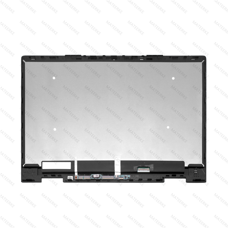 For HP ENVY x360 15 bp000nf 15 bp000np 15 bp000nw 15 bp000ur 15 bp001nc 15 bp001ne 15 bp001nf LCD Touch Screen Assembly in Laptop LCD Screen from Computer Office
