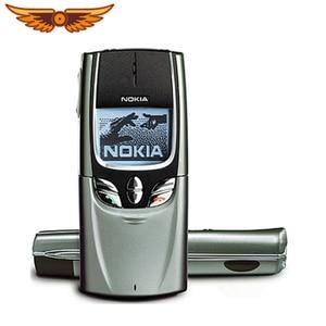 Original Unlocked Nokia 8850 Old Phone GSM Refurbished Mobile Phone With Russian Language