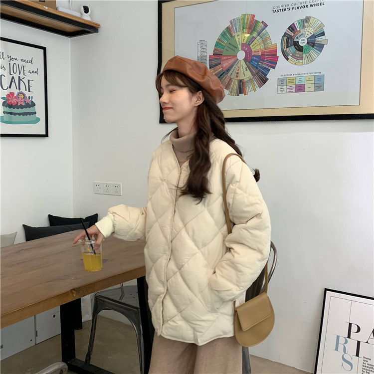 H19871413fb3d46abae7c36a23994cc4cf - Winter Broadcloth Thicken Oversized Short Parka