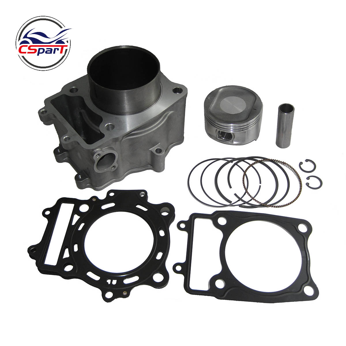 87.5mm Cylinder Piston Gasket Kit For  CFMOTO CF188 500 CF500 500CC UTV ATV GO KART