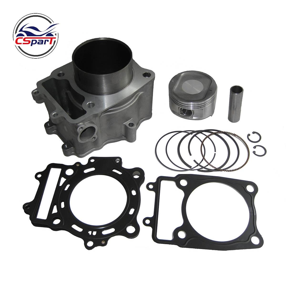 87.5mm Cylinder Piston Gasket Kit For  CFMOTO CF188 500 CF500 500CC UTV ATV GO KART