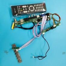 kit for LTM230HT05 DIY CVBS LED LVDS 30pin USB LCD TV AV Panel monitor VGA HDMI 1920X1080 Controller board 23