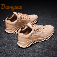 Damyuan 2019 New Fashion Blade Shoes Men Casual Women Breathable Non-leather Lightweight Sneakers 39 S