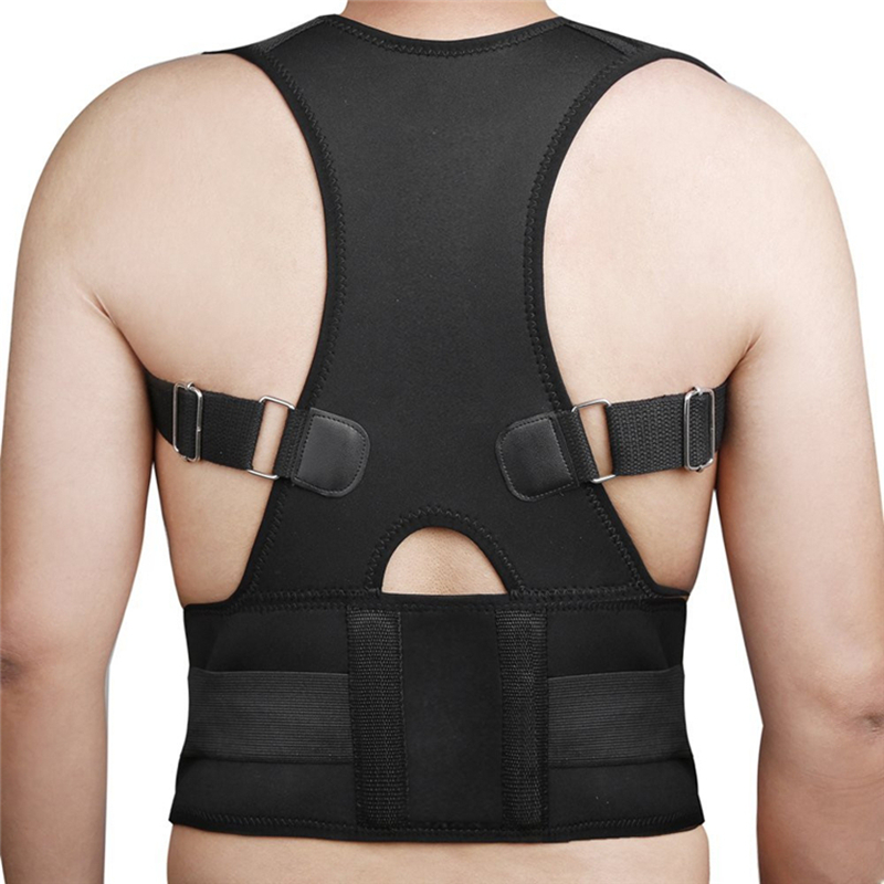 Chasall Posture Corrector Belt to Correct Back and Shoulder Posture  Provides Back Support Prevents Habitual Hunchback Helps to Relieve Shoulder and Back Pain 16