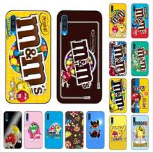 YNDFCNB M & M's шоколада Nutella Бутылка Мобильный телефон чехол для Samsung A30s 51 5 71 70 40 10 20 s 31 A7 A8 2018