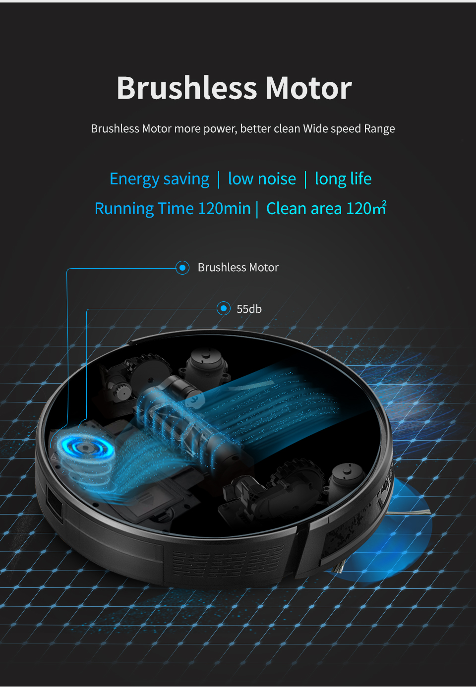 H1987c448bcf34df7b06561a3e266a481K Proscenic 820P Robot Vacuum Cleaner Smart Planned 1800Pa Suction with wet cleaning for Home Carpet Cleaner Washing Smart Robot