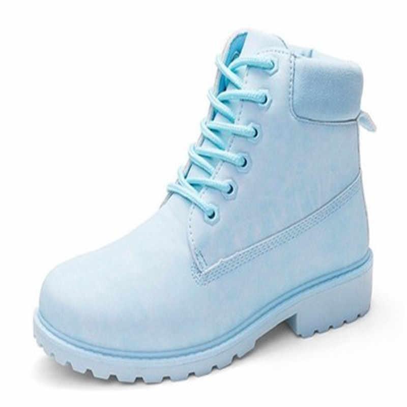 Women Boots Winter Boots For Martin Boots Women Ankle Boots Female Winter Shoes Women Bota Women Booties Warm Fur Botas Mujer
