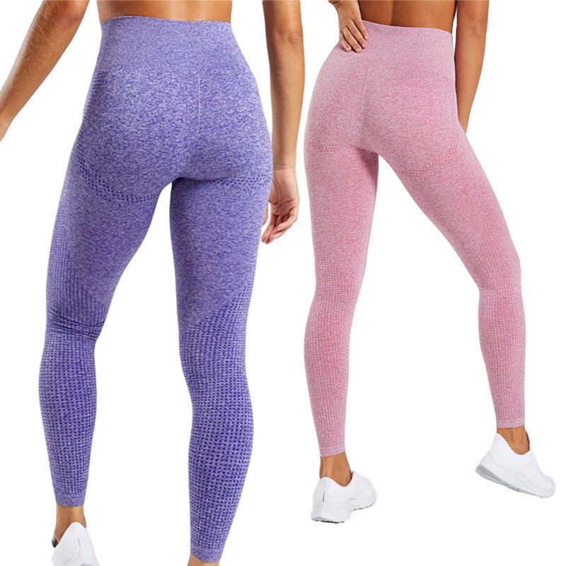 Hot Selling Europe And America Shark Pants Yoga Pants Women's Leggings Seamless Buttock Lifting High-waisted Tight Pants