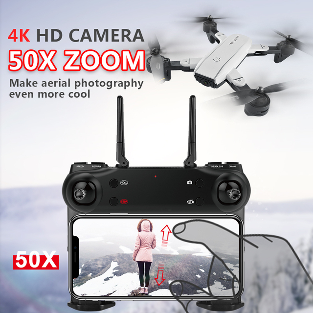 SG700D Drone 4K HD dual camera WiFi transmission fpv optical flow Rc helicopter Drones Camera RC Drone Quadcopter Dron Toy 4