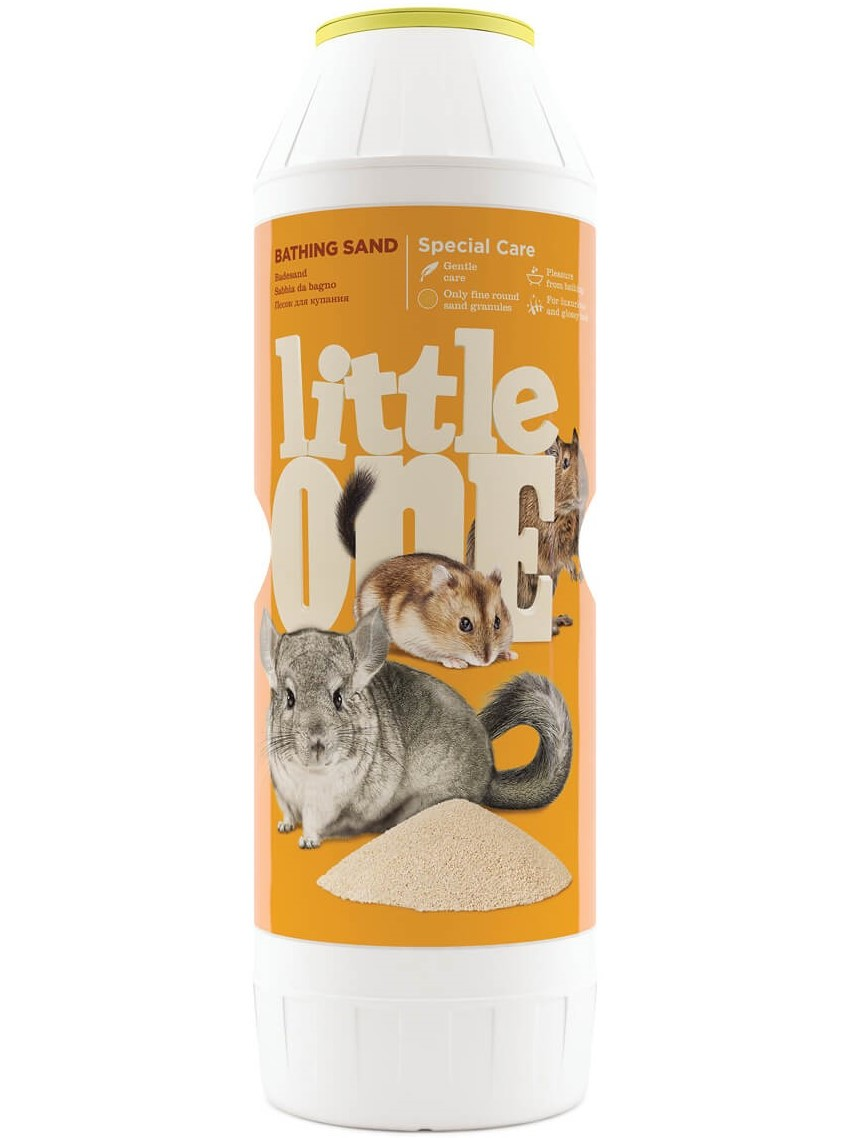 Little One Sand For Chinchillas, 1 Kg.