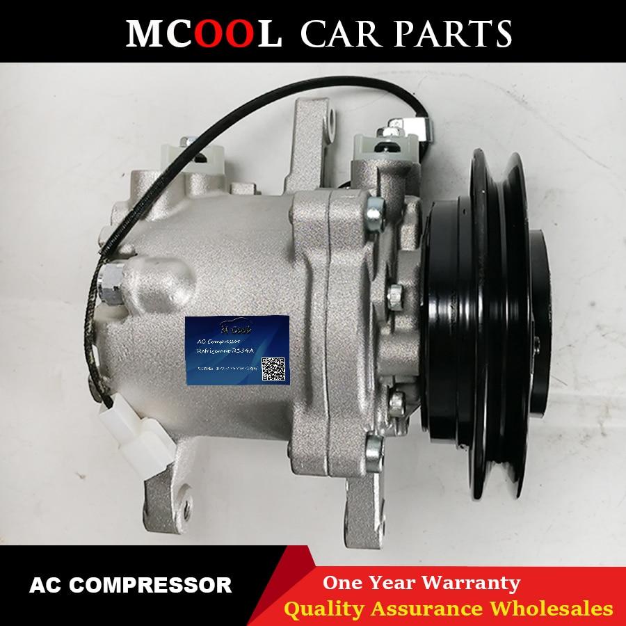 NEW SV07E Car AC Compressor For Daihatsu Charade Hijet Move Kubota 447220-6771 3C581-97590 447220-6750 447260-5540 447180-5090