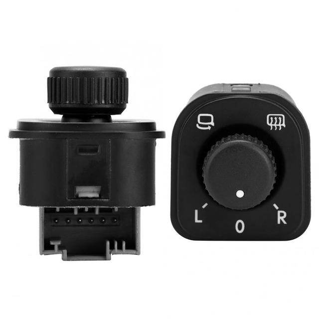 Adjust Knob Mirror Control Switch Fit for Golf MK5 MK6 2006 2007 2008 2009-2013 1K0959565J Car Switch Relay Accessories