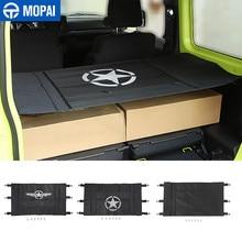 MOPAI-cubierta de cortina para maletero de coche, bolsa de almacenamiento de red para Suzuki Jimny JB74, accesorios 2019 2020