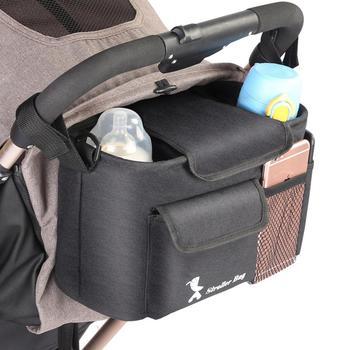 Wandelwagen Opknoping Tas Kinderwagen Organizer Universele Accessoires Opknoping Zak Voor Moeders