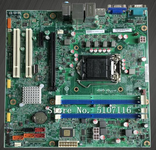 Bureau de haute qualité carte mère pour E31 carte mère C216 puce 1155 mATX carte mère Support RAID va tester avant l'expédition