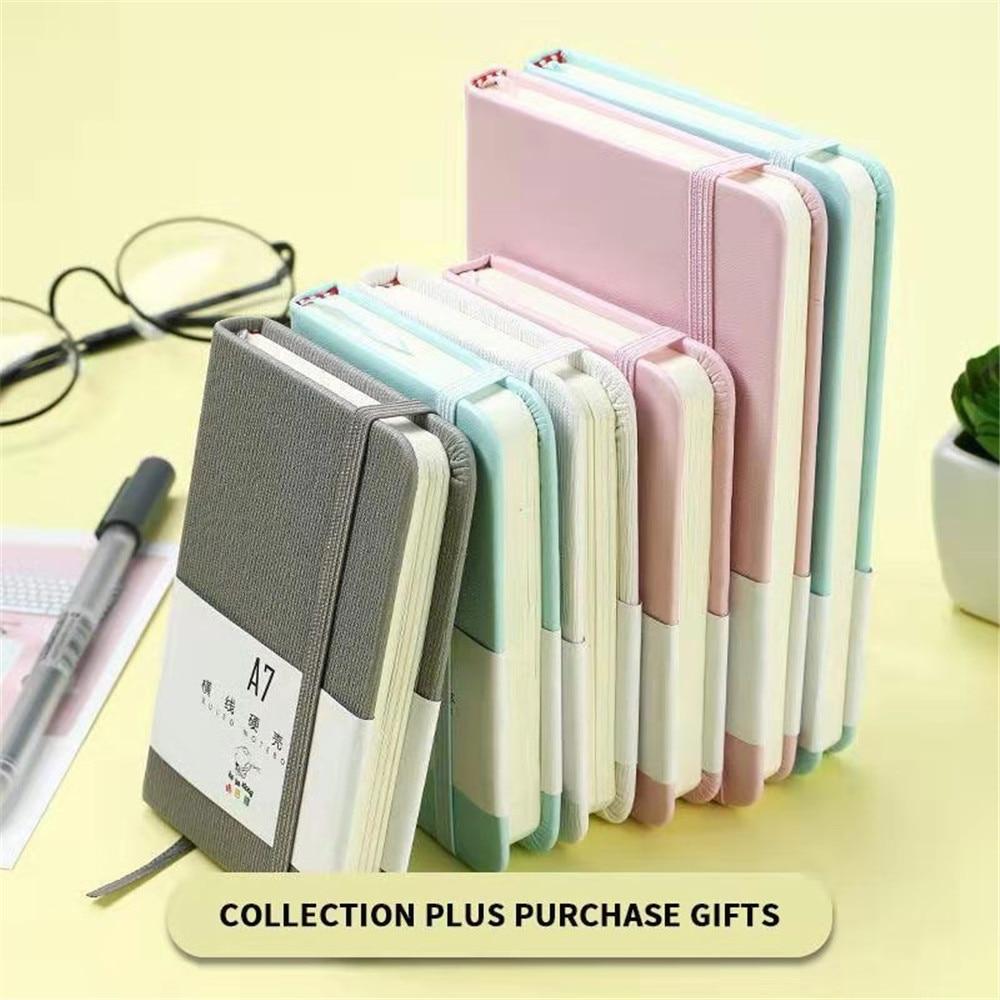 A6 A7 Libretas Y Cuadernos Dairy Journals Kirtasiye Malzemesi Filofax Material Escolar Criativo Scetch Book Criativa Organizador