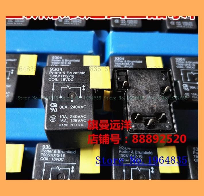 T90S1D12-18 18VDC 30A 5 18V