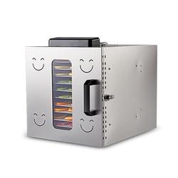 12-layer fruit dehydrator Vegetable Meat Dehydrator Stainless Steel Household Food dryer Tea Bean Drying Machine