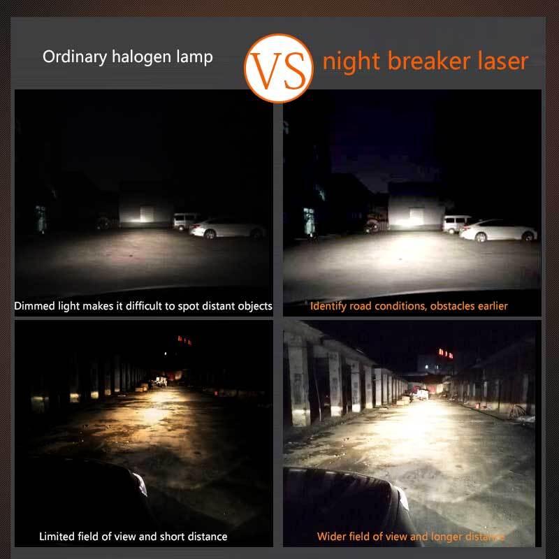 Osramh1 Night Breaker Laser Next Generation 1 1 pcs. 64150nl-01b