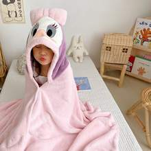Manboy 2020 детский Халат фланелевый халат детская одежда для