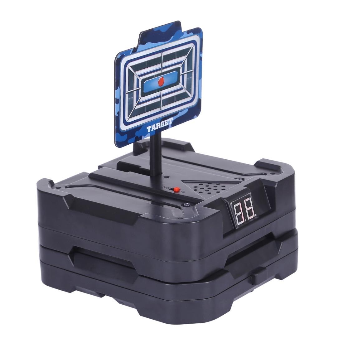 Livraison gratuite 1 pièces cible mobile automatique électronique pour Blaster de Gel d'eau