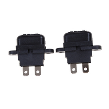 2PCS Waterproof Medium Size Car Auto Plug In Fuse Automotive Fuse Holder