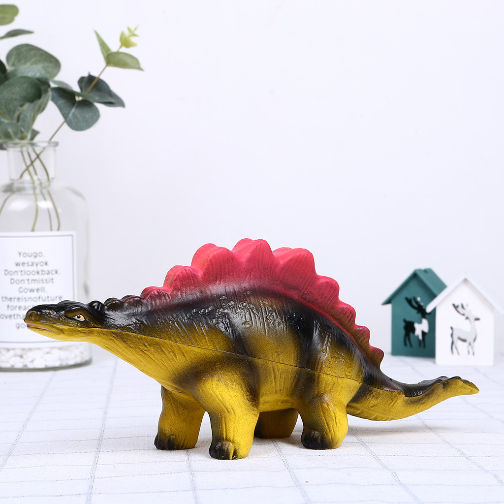 Zoo World Realistic Figure Stress Reliever Toy PU Decompression Toy Stress Relief Relax Pressure Toys Interesting Gifts