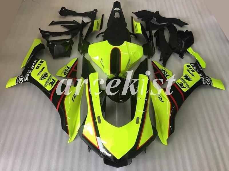 חדש ABS הזרקת עובש מלא Fairing ערכת fit עבור ימאהה YZF-R1 2004 2005 2006 YZF R1 04 05 06 YZF1000 Custom משלוח
