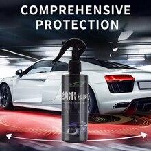 Nano-bonded ceramic coating PRO premium car care kit 9H high gloss paint protection