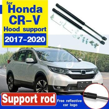 Bonnet Hood Gas Strut Lift Support Damper Kit For Honda CRV 2017-2019