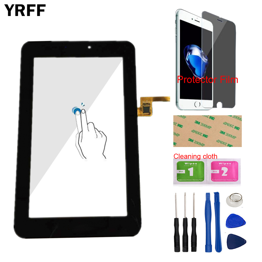 <font><b>7</b></font>,0 ''Touch Screen Für <font><b>Huawei</b></font> <font><b>Mediapad</b></font> <font><b>7</b></font> Youth2 Jugend 2 S7-721U S7-721 Touchscreen Touch Glas Digitizer-Panel Protector film image