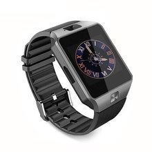 New DZ09 Smartwatch Smart Watch Digital Men Watch Bluetooth SIM TF Card Camera For Apple iPhone Samsung Android Mobile Phone