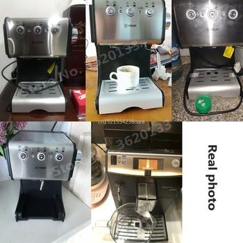 1350W/20Bar/1.5L Italian Coffee Machine Electric Semi-automatic Coffee Maker High Pressure Extraction/Double Temperature Control 4