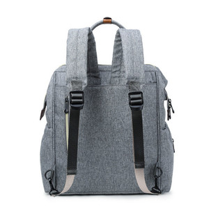 Image 2 - Mommy Bag Travel Portable Multi Functional Baby Bag Waterproof Large Capacity Mommy Backpack