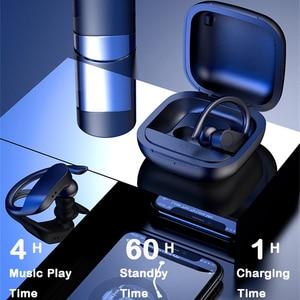 Image 2 - B1 B10 Bluetooth אוזניות אלחוטי אוזניות TWS סטריאו אוזניות עמיד למים רעש ביטול אוזניות עם מיקרופון