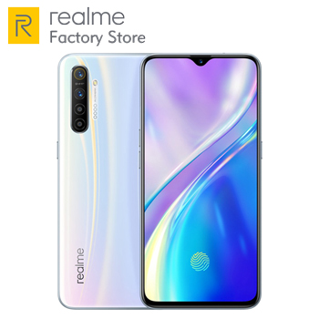Chinese version Realme X2 Moblie Phone Snapdragon 730G 6GB+64GB 64MP 6.4''FHD OPPO NFC VOOC 30W Fast Charger 4G Smartphone