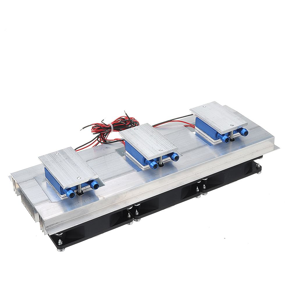 NEW DC 12V 15A Fish Tank Chiller Semiconductor Refrigeration Film Refrigerator Chiller For 30 Liter Fish Tank Aquarium Cooling