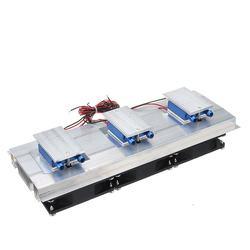 Nuevo enfriador de pecera de cc 12V 15A Semiconductor lámina para el frigorífico enfriador para acuario de 30 litros