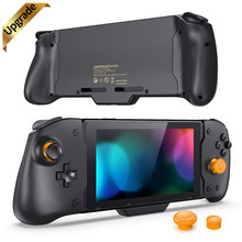 DOBE Controllers For Nintendo Switch Gamepad Upgrade Handheld Grip Double Motor Vibration Built-in 6-Axis Gyro with Storagebag