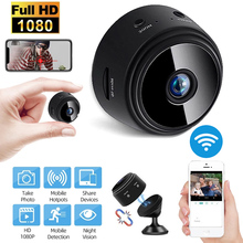IP Mini kamera gözetim kameraları Wifi kablosuz güvenlik güvenlik koruma mikro kamera Video kaydedici 1080p 2way konuşma
