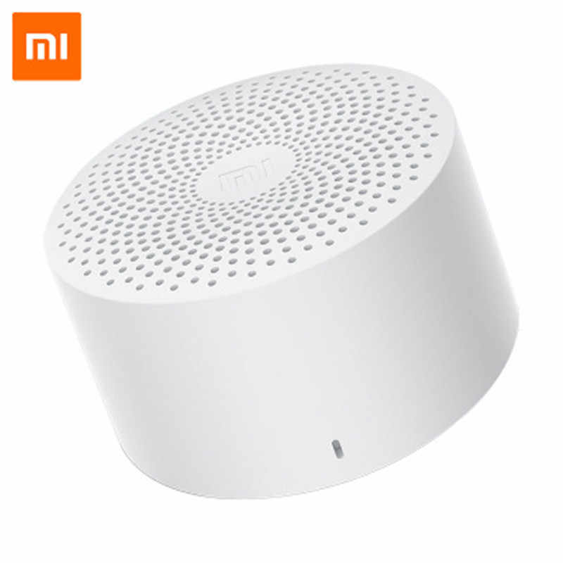 Xiaomi XiaoAi ポータブルミニワイヤレス Bluetooth スピーカーサブウーファースマート音声制御ポータブル Bluetooth スピーカー 2019